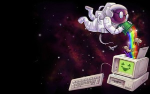 astronaut-gathering-nyan-cats-in-a-computer-28540-400x250
